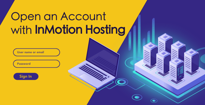 How to Create a New Account with InMotion Hosting [+TRUTH]