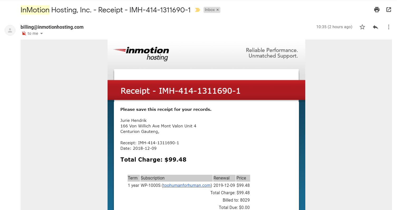 How to Create a New Account with InMotion Hosting-image12