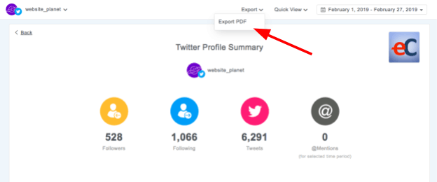 How to Read eClincher's Analytics & Improve Your Social Media Strategy-image8