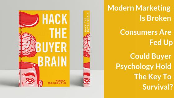 hack the buyer brain Kenda Mcdonald