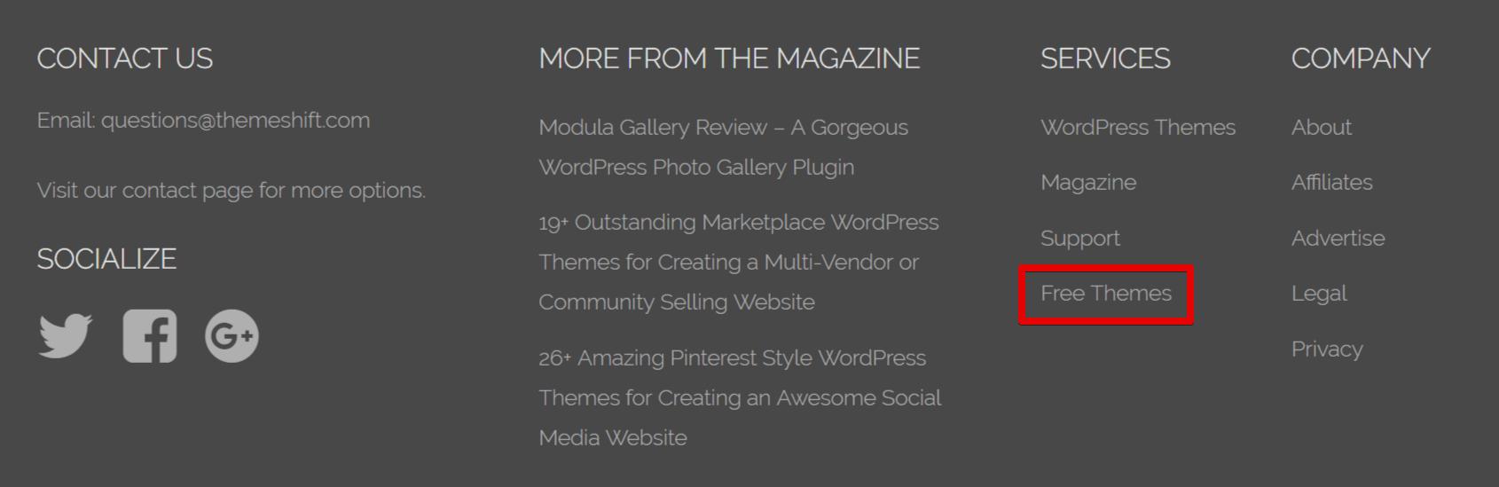 THEMESHIFT - WordPress Themes Vendor Review [HQ DESIGNS]-image2