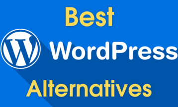 5 Best WordPress Alternatives for Businesses and Non-Bloggers 2020