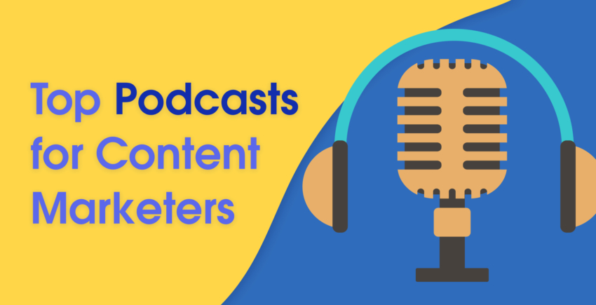6 Awesome Content Marketing Podcasts [FOR PROS]