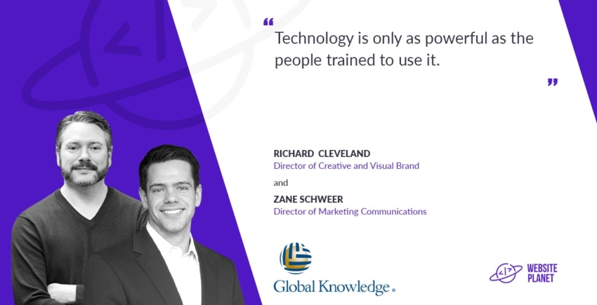 Zane Schweer & Richard  Cleveland- Global Knowledge IT Training