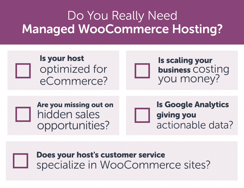 Managed WooCommerce Hosting – Is It Really Necessary? 2019