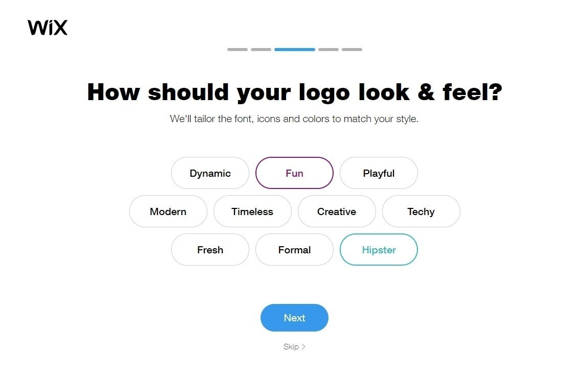 Wix Logo Maker Is It Worth It-image4