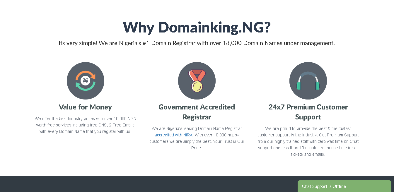 domainking main