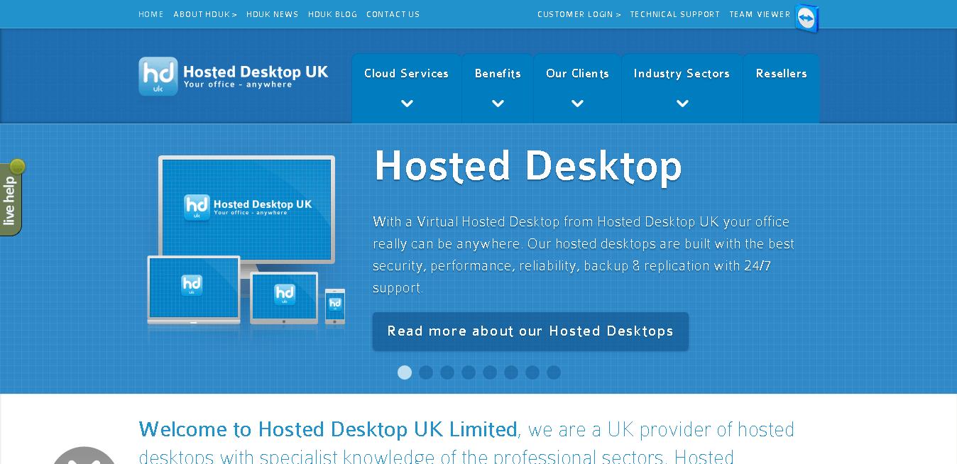 Hosted Desktop UK Limited
