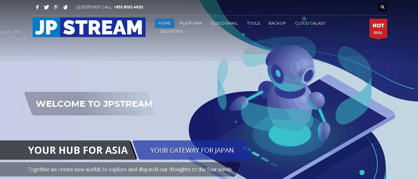 jpstream main