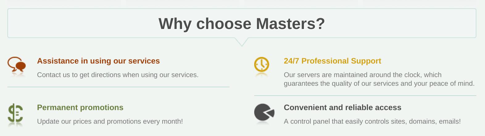 Masters.bg