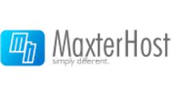 maxterhost logo rectangular