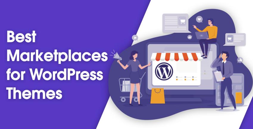 5 Best WordPress Theme Marketplaces (2019 COMPARISON)
