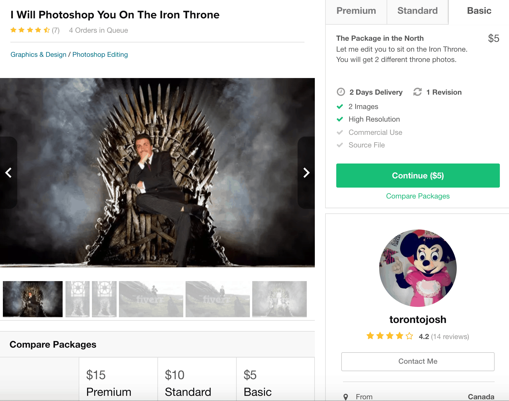 6 of the Weirdest Gigs On Fiverr (If They Can Do It, So Can You) - image9