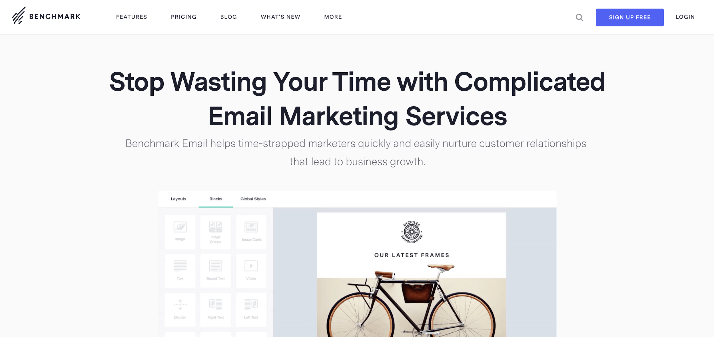 7 Best Email Marketing Services with Free Trials-image1