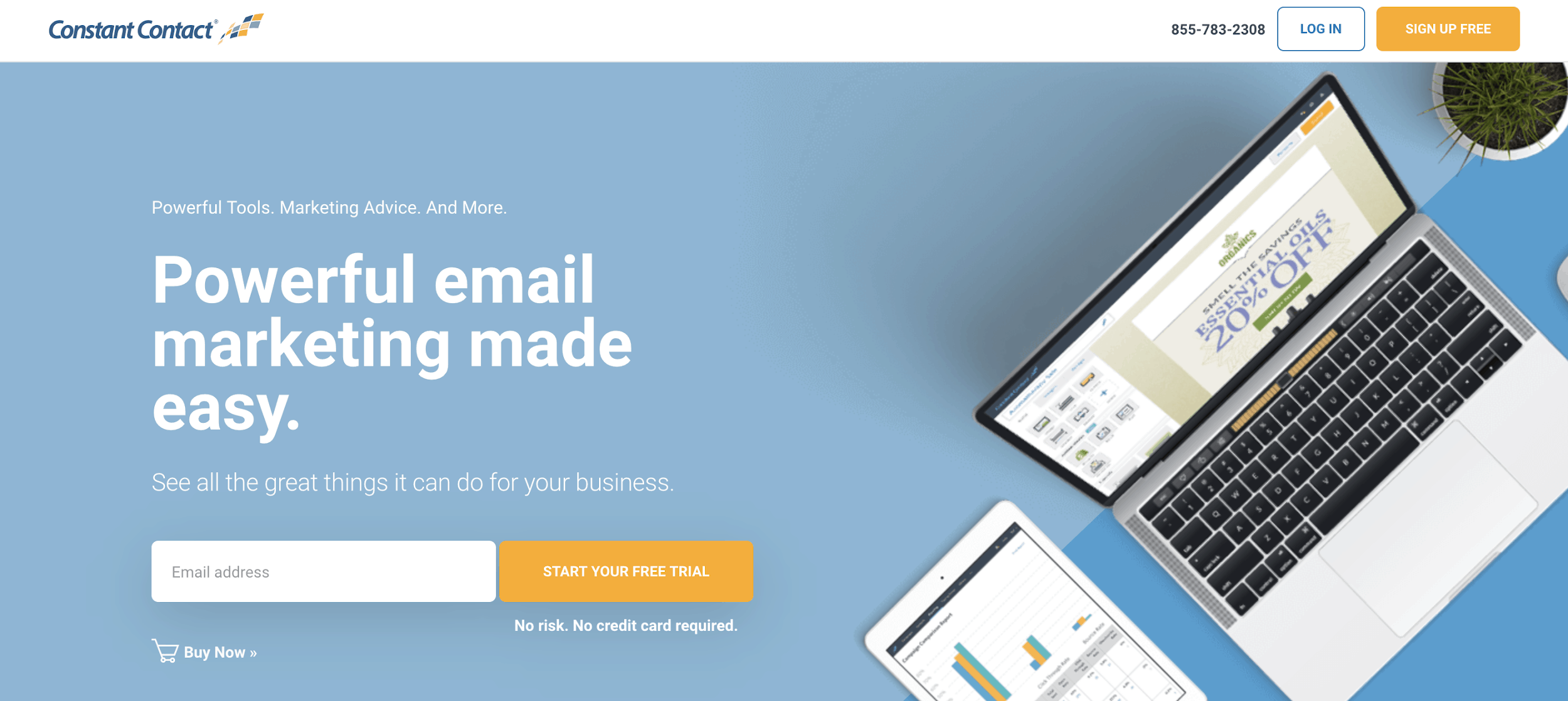 7 Best Email Marketing Services with Free Trials-image3