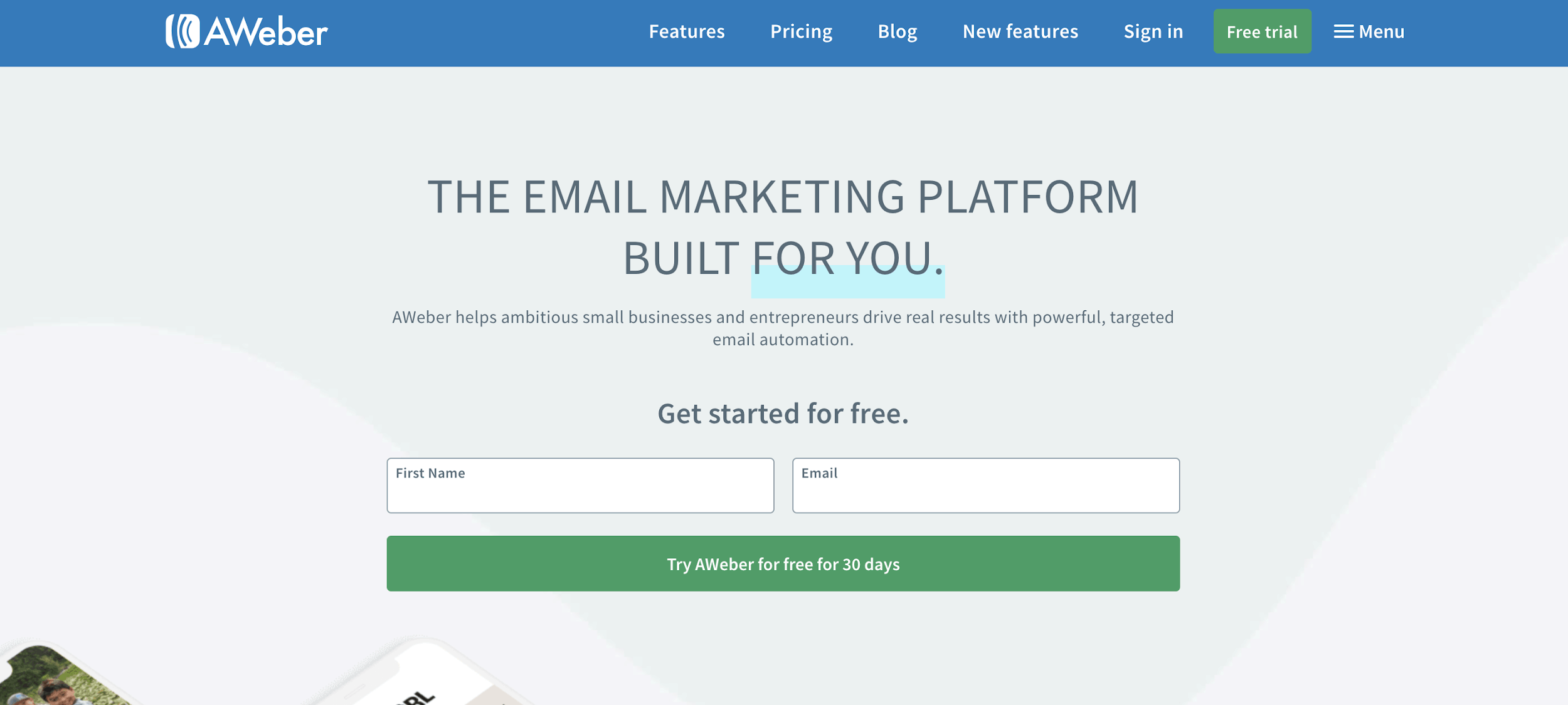 7 Best Email Marketing Services with Free Trials-image4
