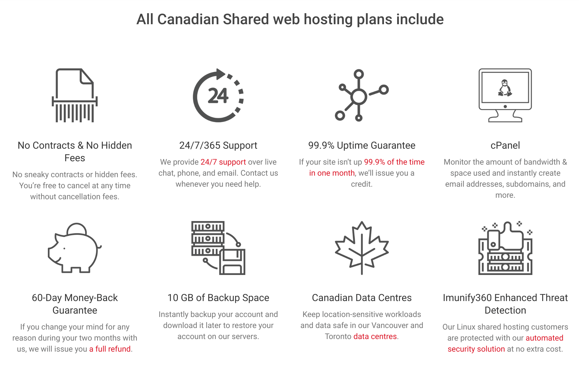 Canadian Web Hosting-overview1