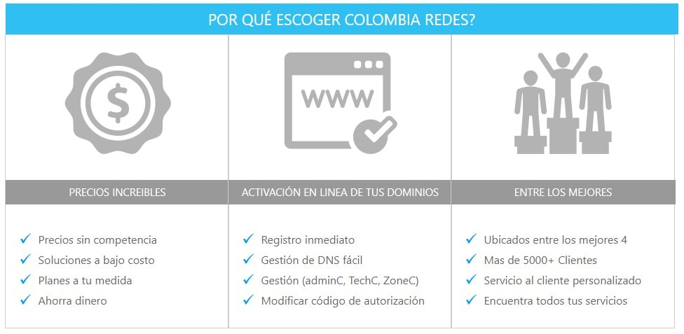 Colombia Redes