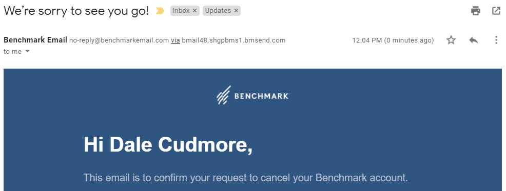 How To Cancel Your Benchmark Email Account-image6