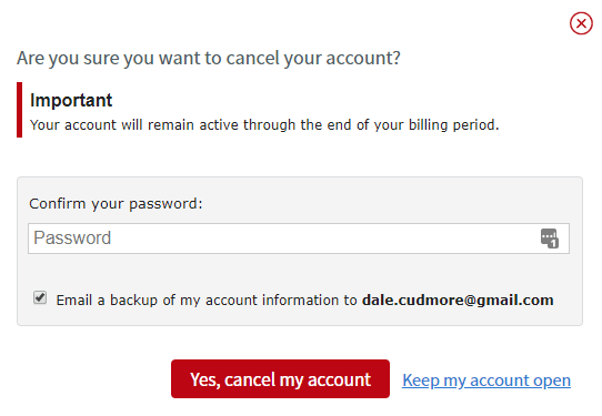 How to Cancel Your AWeber Account [+ GET REFUNDED]-image6