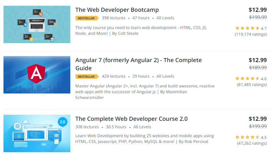 Online Course Comparison – Fiverr Learn vs Udemy vs Coursera-image18