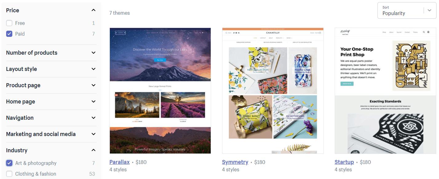Shopify vs. WooCommerce -image10