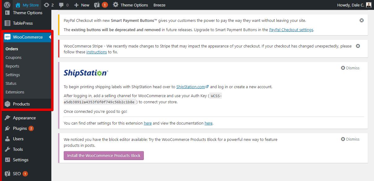 Shopify vs. WooCommerce -image6