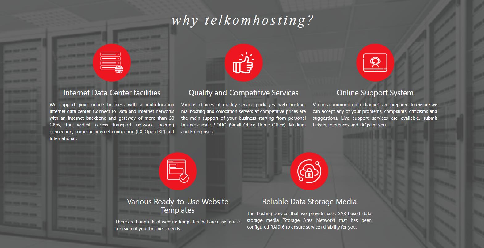 Telkomhosting