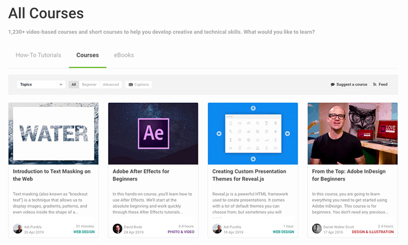 Envato Connects You with the Tools, Templates, and Talented People To Help You Get The Job Done