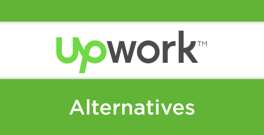 4 Best Upwork Alternatives – Which is Right (FOR YOU)? [2019]