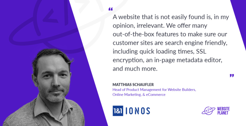 Whether Taking First Steps Online or Scaling Up, 1&1 IONOS Helps Companies Succeed