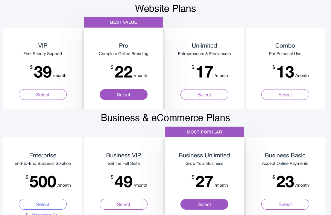 Wix Pricing Plans 6 Tips to Avoid Hidden Costs and Save Money-image4