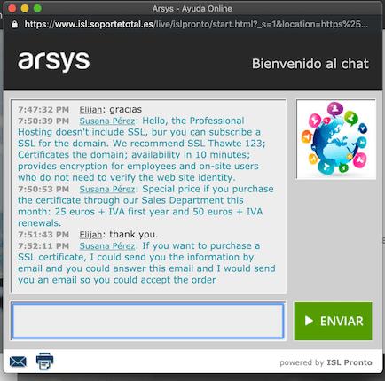 arsys 2