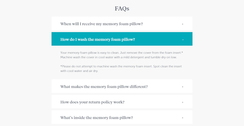 5 Best Practices to Build an Awesome FAQ Page (2019 TIPS)