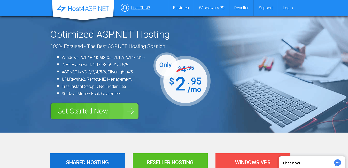 host4asp main