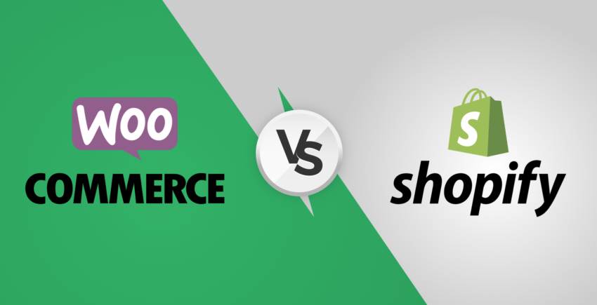 Shopify vs. WooCommerce – Which Is Best for Your Web Store? (2019)