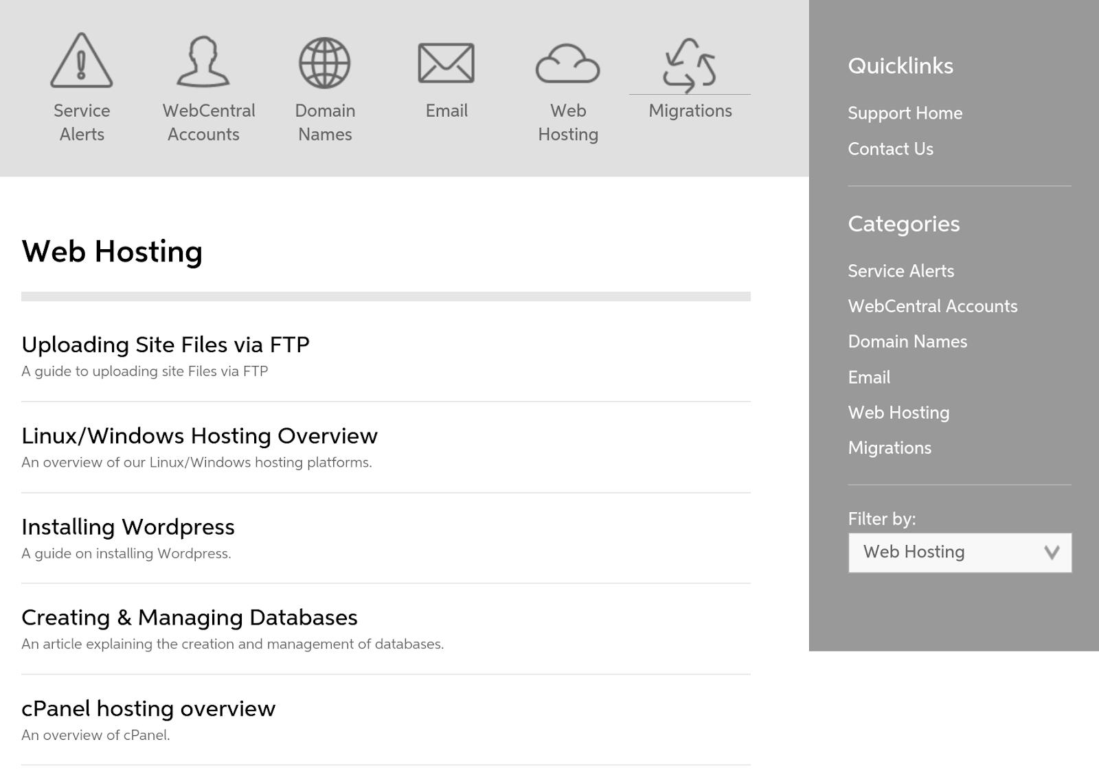 webcentral 1