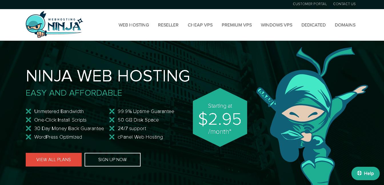 webhostingninja main