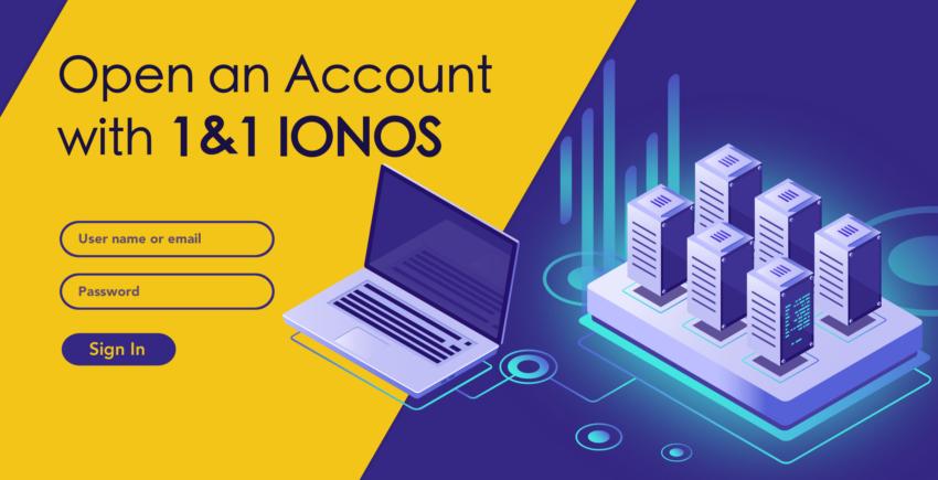 Як створити обліковий запис у 1&1 IONOS: покрокова інструкція