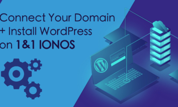 Come collegare un dominio e installare WordPress su 1&1 IONOS