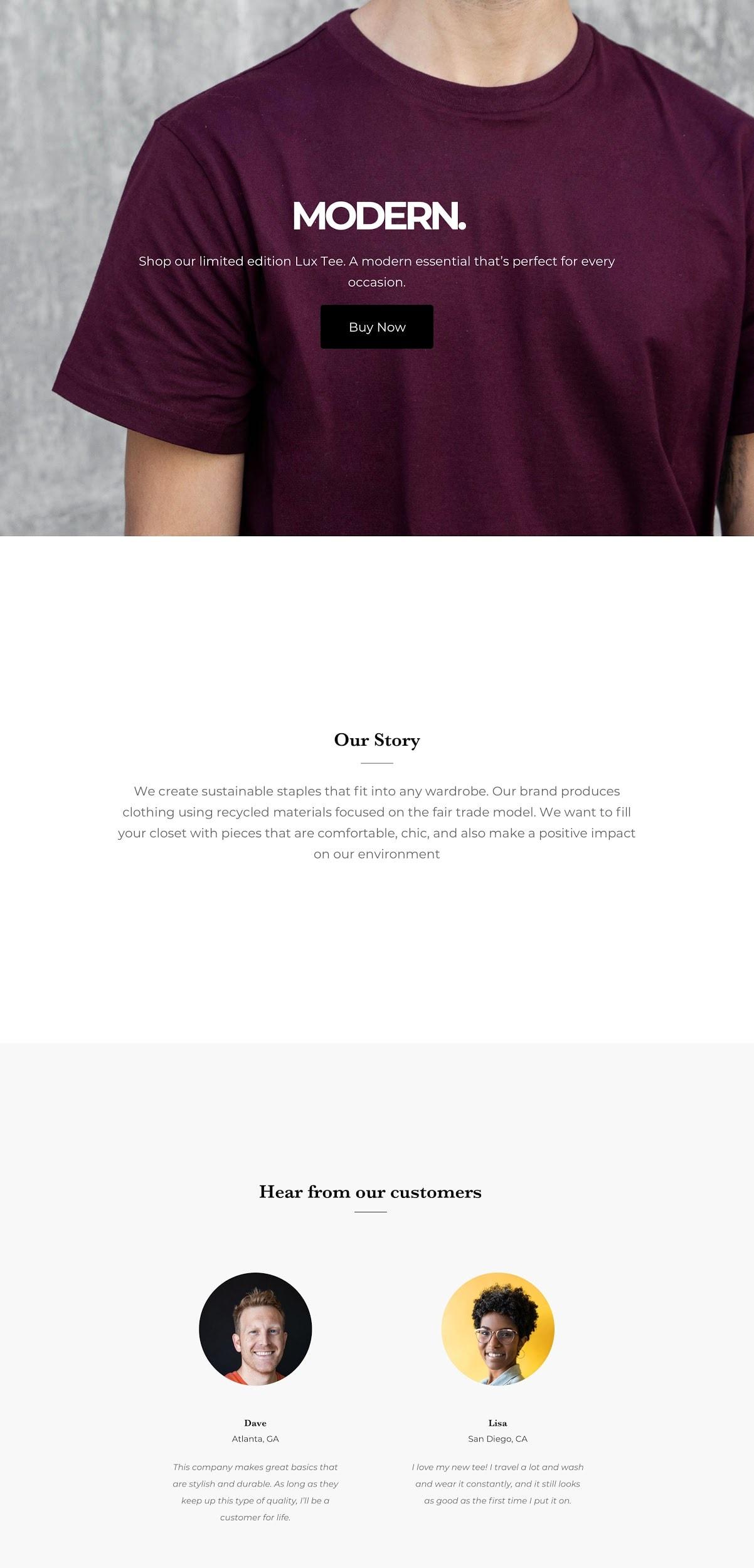 5 Best Mailchimp Landing Page Templates-image2