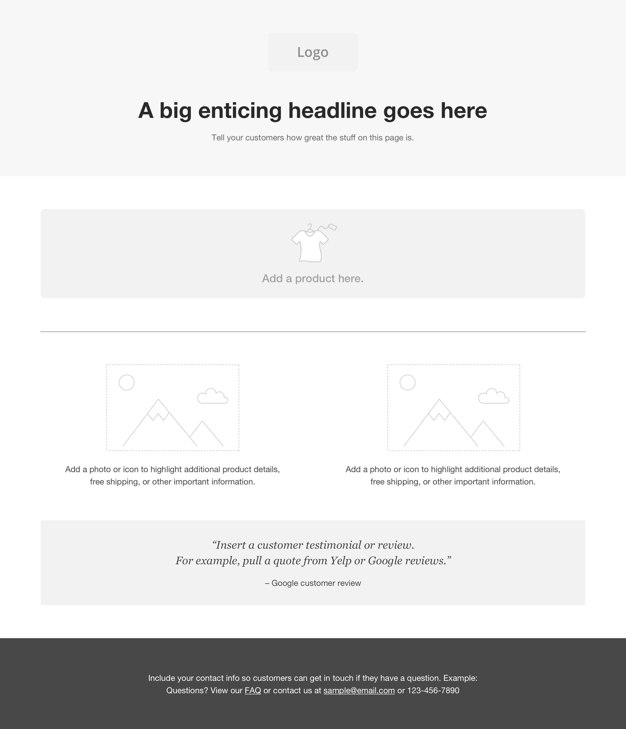 5 Best Mailchimp Landing Page Templates-image8