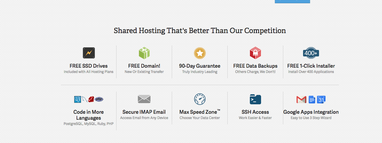 6 Best Shared Hosting Providers 2021 - Expert Tips & Reviews-image2