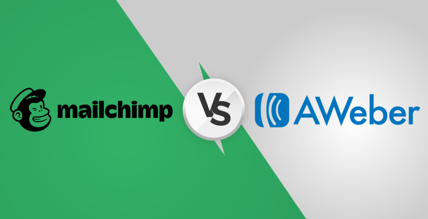 AWeber vs. Mailchimp Comparison – Which Is Best for You? [2019]