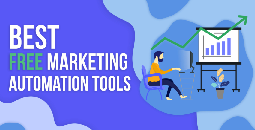 6 Best FREE Marketing Automation Tools [2019 UPDATE]