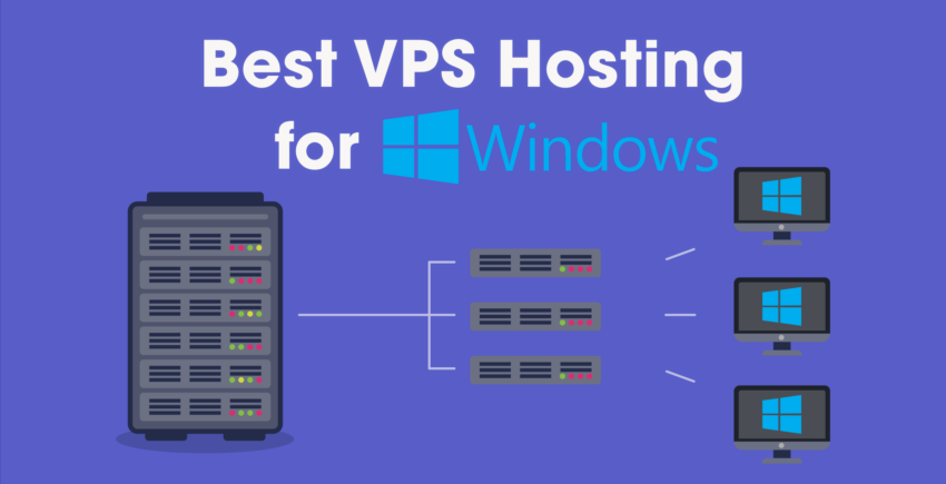 7 Best Windows VPS Hosting – Big Brands Aren't Better [2020]