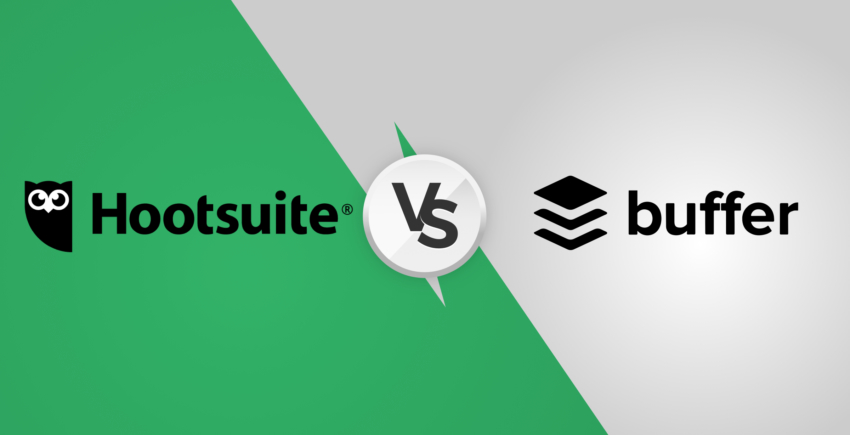 Hootsuite vs. Buffer Comparison – The Winner May Surprise You 2020