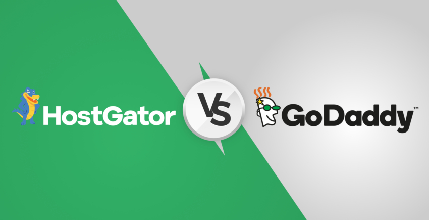 GoDaddy vs Hostgator Comparison – Surprising [2020] Test Results