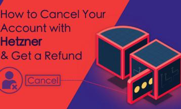 كيفية الغاء حسابك مع HETZNER  استرداد المبلغ المدفوع