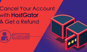 Sådan annullerer du din konto hos HostGator og får refusion